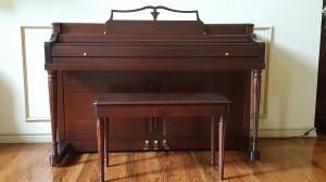 Nancy Jones piano